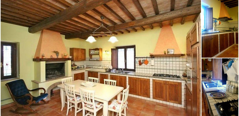 Casale Le Querce antiche_la cucina