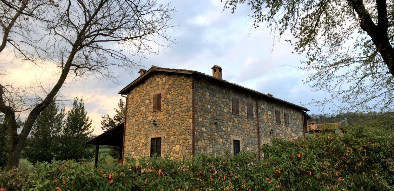 Casale Le Querce antiche_view