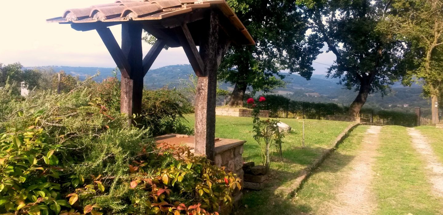 Country house Lazio_Le Querce Antiche