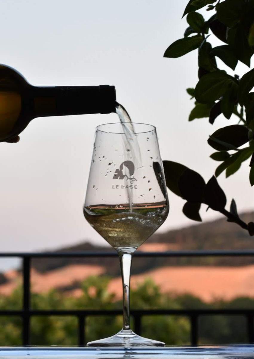 Le Lase_smart wine tasting